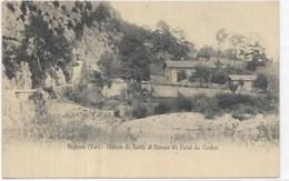 83. REGUSSE.  MAISON DU GARDE - Other Municipalities