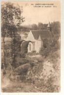 60 - Crépy-en-Valois (oise) -   L'Eglise De Bouillant - Crepy En Valois