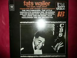 LP33 N°7874 - FATS WALLER - 63366 - Jazz