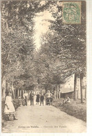 60 - Crépy-en-Valois (oise) -   Chemin Des Fossés - Crepy En Valois