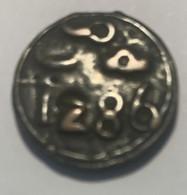 MOHAMED IV - 1859 -1873 -2 Falus De Bronze Ø21mm  4,90g - TTB - Marocco
