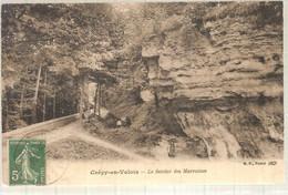 60 - Crépy-en-Valois (oise) -   Le Sentier Des Marennes - Crepy En Valois