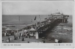GB11 - West End Pier , Morecambe - Otros