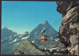 Italia Cervinia Breuil Valtournenche Val D'Aosta Cervino Funivia Cable Car Téléphérique CRT00257 - Unclassified