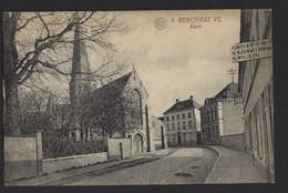 BERCHEM * KERK * PHOTO COMPTOIR GYSELINCK COURTRAI * UITGAVE STRYMES  * 2 SCANS - Antwerpen