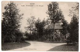 CPA 51 - REIMS (Marne) - Parc Pommery - Un Kiosque - Ed. L. Michaud - Reims