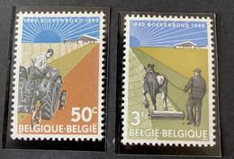 1965 - 75te Verjaardag Van De Belgische Boerenbond - Postfris/Mint - Unused Stamps