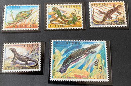 1965 - Ten Voordele Van Filantropische Werken, Zoo Van Antwerpen - Postfris/Mint - Unused Stamps
