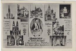 37   Saint Symphorien Les  Pontceaux Pres Tours  Souvenir  Du Jubile Sacerdotal De Monsieur  Le Chanoine  Joguet - Sonstige Gemeinden