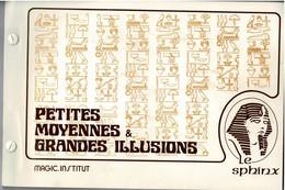 Catalogue Max Ersan Le Sphinx Toulouse  Magie Prestidigitation - Zonder Classificatie