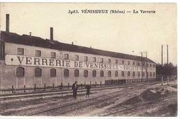CPA   VENISSIEUX   La Verrerie   N° 3483 - Vénissieux