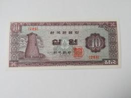 COREA DEL SUD 10 WON 1965 - Korea, South