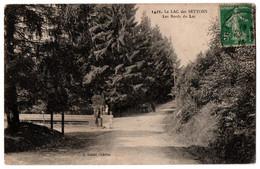CPA 58 - Le Lac Des Settons (Nièvre) - 1423. Les Bords Du Lac - Sin Clasificación