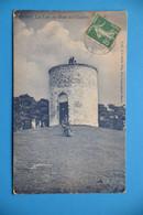 Orroir 1910: La Tour Du Mont De L'Enclus Animée - Kluisbergen