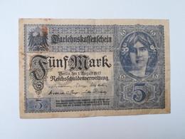 GERMANIA 5 MARK 1917 - 5 Mark