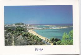 ESPAGNE: COSTA BLANCA, DENIA, Vue Aérienne, Plage, Ed. Pictorama 1990 Environ - Unclassified