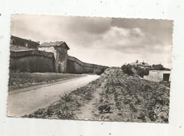 JC , G , Cp , 17 , ILE DE RE ,SAINT MARTIN EN RE , Porte D'entrée Du Bagne, Voyagée 1956 - Prison
