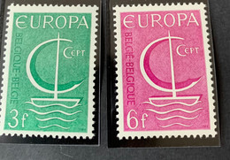 1966 - Europa  - Postfris/Mint - Unused Stamps