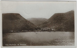 GB19 - St. Helena - The Harbour - Andere