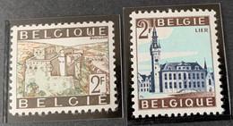 1966 - Toeristische Zegels - Postfris/Mint - Unused Stamps
