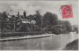 GB22 - Weybridge , The Eyot     (Elmbridge) - Surrey