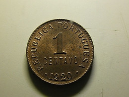 Portugal 1 Centavo 1920 - Portugal
