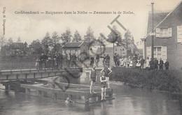 GROBBENDONK - Zwemmers In De Nethe  (C597) - Grobbendonk