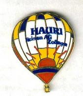 Pin's Montgolfière Balloon Hauri - Luchtballons