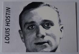 Halthérophilie - Louis HOSTIN - Signé / Hand Signed / Dédicace Authentique / Autographe - Altri