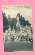 C.P. Gouvy  =  Monuments Interalliés  :  Belges - Fançais - Anglais - Italiens - Russes  1914-1918 - Gouvy