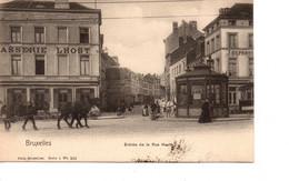 Bruxelles: Entrée De La Rue Haute  Nels 1, 224 - Brussel (Stad)