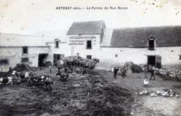 45  ARTENAY  LA FERME DE RUE NEUVE - Artenay