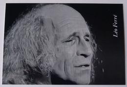 Léo FERRE - Signé / Dédicace Authentique / Autographe - Cantanti E Musicisti