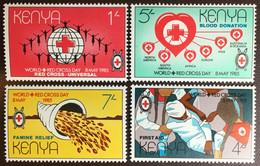 Kenya 1985 Red Cross MNH - Kenya (1963-...)