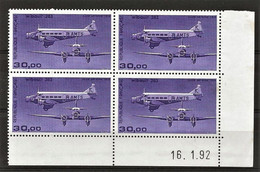 France YT PA 59 N** CD 13/11/85 - 1980-1989