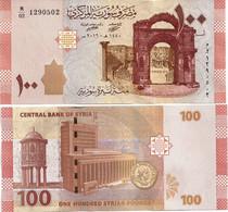 SYRIA       100 S. Pounds       P-113[b]       2019 / AH1440         UNC - Syria