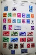 Etats-Unis - 1932-... - Planche De 37 Timbres - Y&T  N°315-322-332-395-397-2-6-69 -  ... - Oblitérés - Unclassified