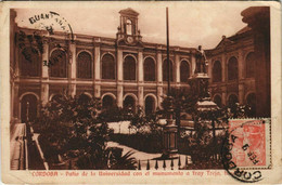 CPA AK Cordoba Patio De La Universidad ARGENTINA (1057516) - Argentina