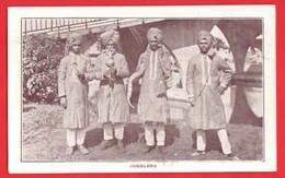 TIBET   JUGGLERS WITH SNAKE         BRITISH EMPIRE EXHIBITION  1924 - Tibet