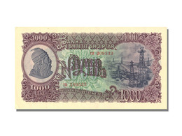 Billet, Albania, 1000 Lekë, 1957, NEUF - Albania