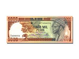 Billet, Guinea-Bissau, 5000 Pesos, 1984, 1984-09-12, NEUF - Guinea-Bissau