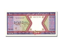 Billet, Mauritanie, 100 Ouguiya, 1974, 1974-11-28, NEUF - Mauritania