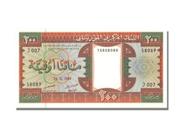 Billet, Mauritanie, 200 Ouguiya, 1974, 1989-11-28, NEUF - Mauritania