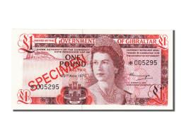 Billet, Gibraltar, 1 Pound, 1975, 1975-11-20, NEUF - Gibraltar