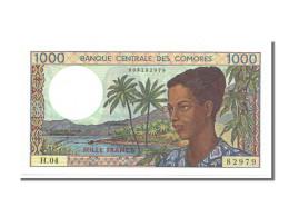 Billet, Comoros, 1000 Francs, SPL - Comoros
