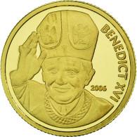 Monnaie, Samoa, 10 Dollars, 2006, FDC, Or - Samoa