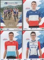 SERIE COMPLETE GROUPAMA FDJ 2021 - Cycling