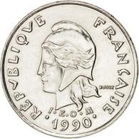 Monnaie, Nouvelle-Calédonie, 10 Francs, 1990, Paris, FDC, Nickel, KM:11 - New Caledonia