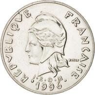 Monnaie, Nouvelle-Calédonie, 20 Francs, 1996, Paris, FDC, Nickel, KM:12 - New Caledonia