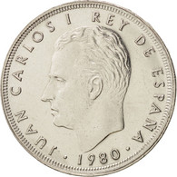 Monnaie, Espagne, Juan Carlos I, 25 Pesetas, 1980, SPL+, Copper-nickel, KM:824 - 25 Pesetas